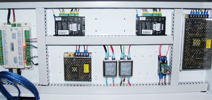 Imported famous electrical components