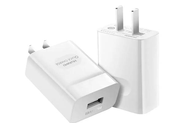 Cellphone power adapter marking