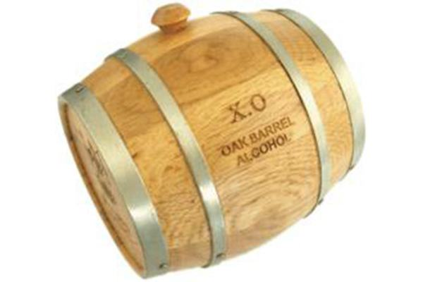 wood barrel engraving