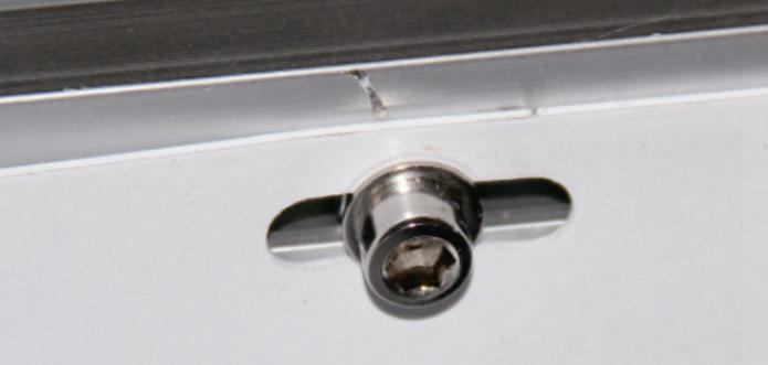 Imported 304 stainless steel fasteners