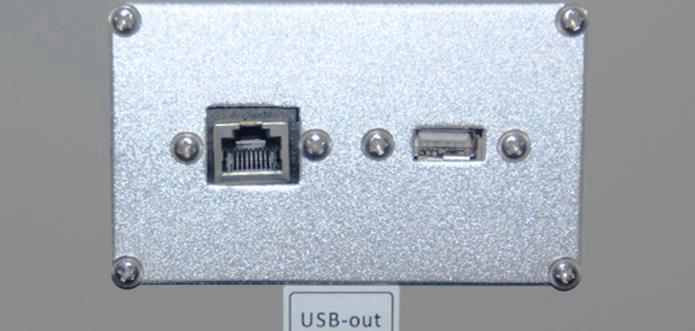 universal laser cutting machine--Plug and play USB2.0 transmission