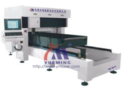 YM-3015 laser metal board cutting machine