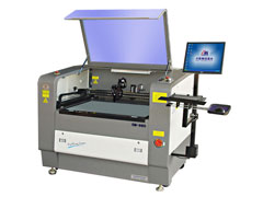 SM-960 Automatic Pickup Positioning Lable Cutting Machine