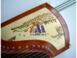 The musical instrument carving and marking