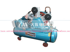 Air compressor &amp; freeze-drier units