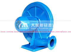 Dust-exhausting Fan for Laser Machine