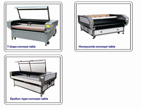 CMA2010-FET Auto Feed Double-head Laser Cutting Machine