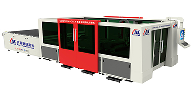 <b>CMA1530C-GH-A Full-protection high speed fiber laser cutting machine</b>