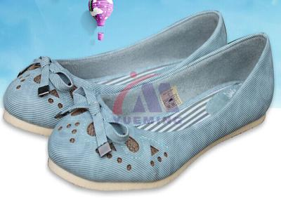 fabric shoes laser cutting