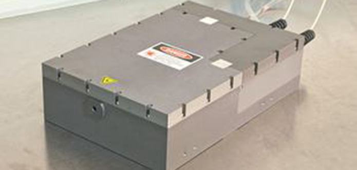 Equipped with imported famous UV laser generator