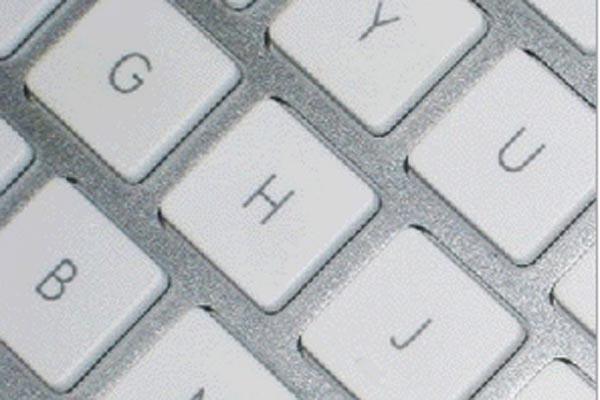 Keyboard laser marking