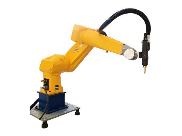 3D Robot Fiber Laser Welding Machine HyRobotW20