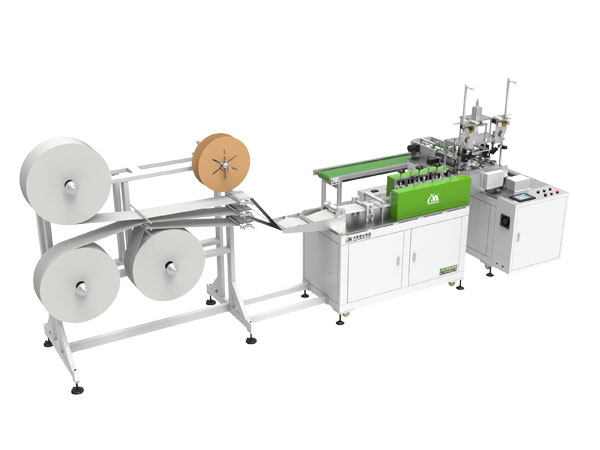 disposable face filter automatic production line,disposable face filter machine,one in one face filter machine