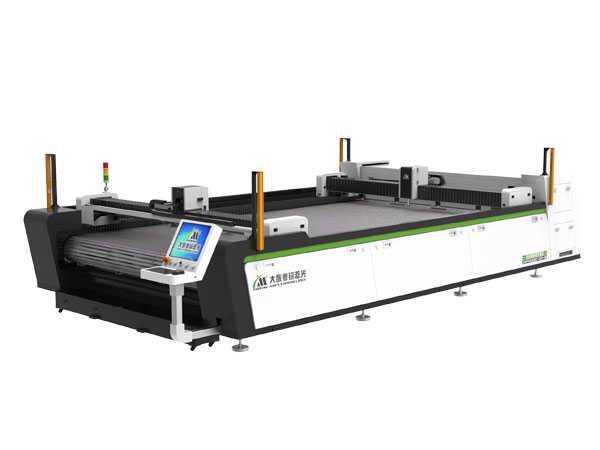 X-Large Fabric Laser Cutter for Textile CMA1825C-DF-B CMA2130C-DF-A